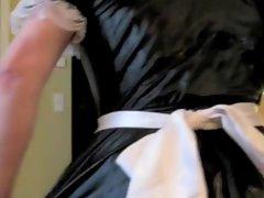 The Maid Prepares