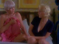 Candy Samples &amp, Nancy Mann in (Fantasm Comes Again (1977)