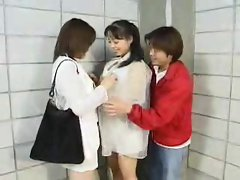 Hot Japanese Lesbians 7d uncensored