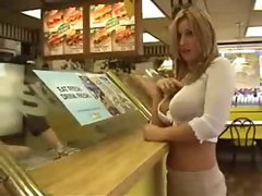 Flashing at Subway