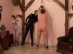 Madam Katarina - whipping session