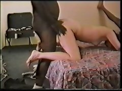 Cuck Classic - 2 blk bulls fuck the wife pt 4 final