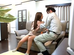 Young madam to provoke with panties scene2(censored)