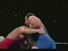 Real wrestling