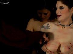 dr Lomp World - The Interrogation Scene2
