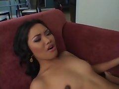 Asian: Lana Croft