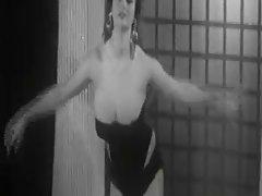 Vintage Stripper Cherry