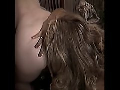 Young Nina Hartley - Rare Lesbian Threesome