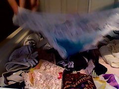 Aunt&amp,#039,s Panty Drawer - 57 Years Old - Part 1