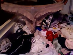 Aunt&amp,#039,s Panty Drawer - 57 Years Old - Part 2