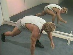 Francois Papillon in Weekend Workout (1987) scene 1