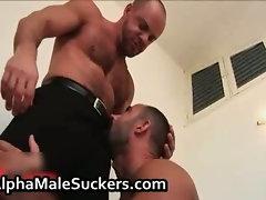 Butch Grand and Carlo Cox in super horny