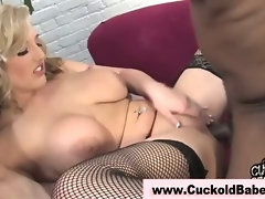 Hardcore fuckers with a femdom fetish for interracial meat
