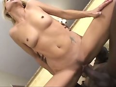 Payton Leigh takes a big cock inside of her dirty little pussy