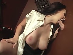 Cock is fixed up when hooker pipe cleaner Gianna Michaels is on call