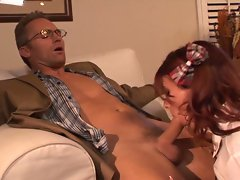Hot student slut Tweety Valentine gets her already damp snatch plundered deep