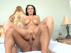 Bella Blaze gets a dirty fucking by this cock as she moans for more