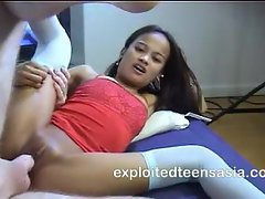 Monica Filipino Teen 18+ Petite Girl With Small twat