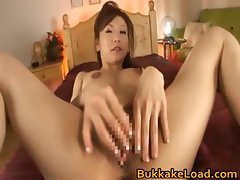 Emi Harukaze Hot Asian chick shows off