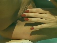 Big Clit stroking