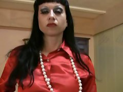 Satin Mistress moneydomme lewd talk masturbation