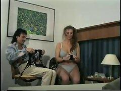 Vintage handjob video