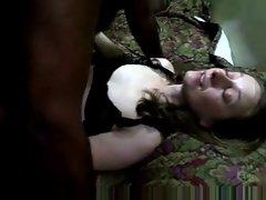 A Slutty wife Bangs Black in Hotel