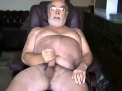 Grandpa Blows a Load