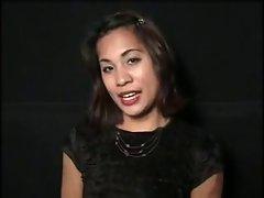 Asian lassie bum from Philippines