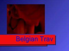 Belgian trav admiring another sensual penis