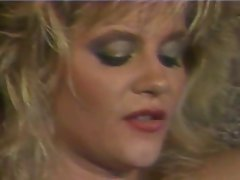 Ginger Lynn & Peter North in 'Wild Weekend' (1984)