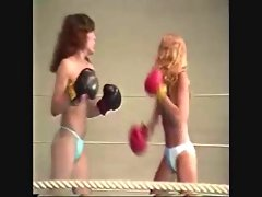natural wedgie catfight