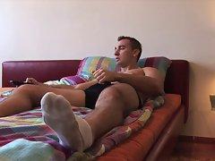Hammerboys.tv present Home Alone Patrik Janova