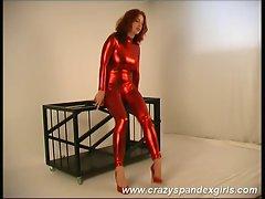 Crazy Spandex Girl Jana