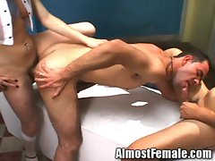 Almost Female, Trannies In Action #3