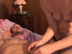 French mature fuck repair man