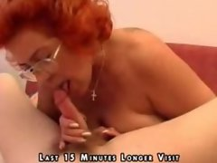 Russian mature does boy