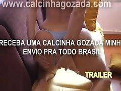 calcinha usada esposa carioca Brasil