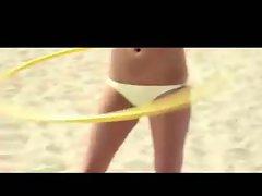 Kate Upton: Big Bouncy Tits in Skimpy Bikinis - Ameman