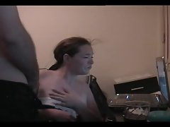 kate facial showing off