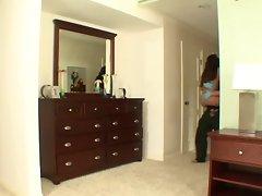 Victoria Valentino - Bedroom Intruder (Creampie)