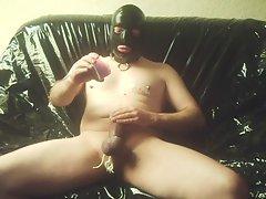 Hot wax of my cock!