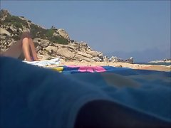 nudist greek beach