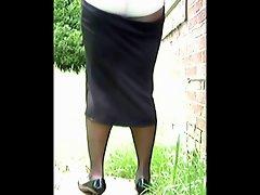 TGirl Skirt Problems 209