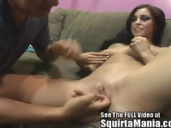 More Squirt-a-Mania Brought To You By Dirty D &amp, Porno Dan!