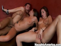 Naughty Rich Girls - Gracie Glam Tori Black 3