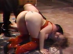 Feisty girls punished