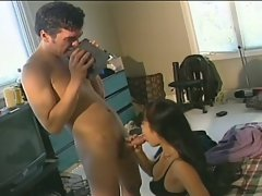 Asian amy lee gets her ass fucked hard and deep by a hot dude
