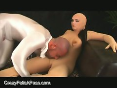 Wild spandex fucking with hot slutty babe manuella