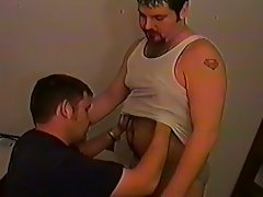 Husky boys love anal popping fuck action